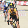 Defending champion Roglic back in red after Vuelta summit scramble