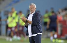 Jose Mourinho makes winning start to life at Roma