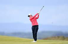 Leona Maguire moves two shots off the lead at Women's Open after stunning 67