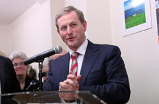 Enda Kenny joins board of PR and lobbying firm
