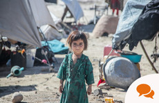 Barry Andrews: The international community must come together to help those fleeing Afghanistan