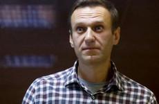 Merkel 'demands' Putin free Kremlin critic Navalny as pair meet in Moscow