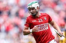 Kingston and Cadogan named in Cork team as Limerick name unchanged side for All-Ireland final
