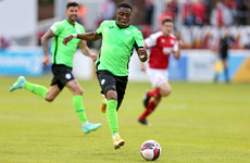 Hat-trick hero Owolabi secures the spoils for Harps as St Pat's feel the pinch
