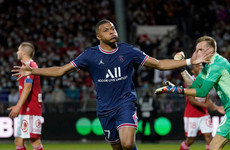 Paris St Germain continue winning start with hard-fought win at Brest