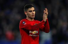 Manchester United's Andreas Pereira makes Flamengo loan move
