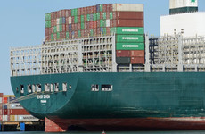 Ever Given cargo ship that blocked Suez successfully crosses canal on way to China