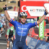 Jakobsen wins second Vuelta stage to continue miracle comeback