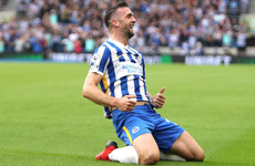 Shane Duffy continues Brighton resurgence with goal in victory against Watford