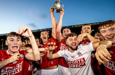 Cork power to first minor title in 20 years with emphatic win over Galway