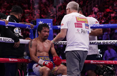Pacquiao 'may not' return to ring after Ugas upset