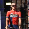 Caruso wins on Vuelta mountain as Roglic tightens grip