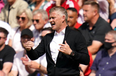 'Don't turn football into rugby,' warns Solskjaer
