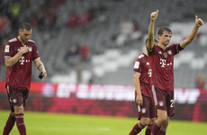 'Wild' Bayern prevail, former Liverpool striker scores 4th goal in 3 games
