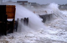 Storm Henri drenches north-eastern United States