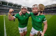 All-Ireland champions Limerick dominate Sunday Game Team of the Year