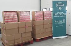 Revenue officers seize 320,000 cigarettes at Rosslare