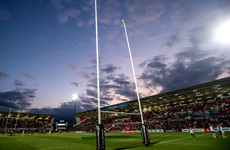 Up to 10,000 Ulster Rugby fans set to attend Saracens friendly