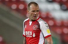League Two side weighing up an offer to veteran Ireland midfielder Whelan