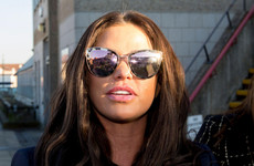 Katie Price taken to hospital following alleged attack