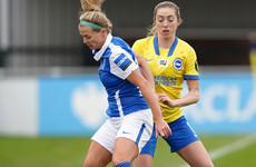 Birmingham City announce departure of Irish international Ruesha Littlejohn