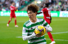Rangers hand out indefinite bans to supporters over racist songs about Celtic's Furuhashi