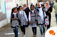 Opinion: As Irish schools reopen, consider children in Palestine who face horrendous hardship