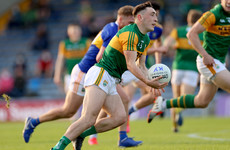 'Off the ball, he's doing dirty work' - Clifford's scintillating form driving Kerry forward