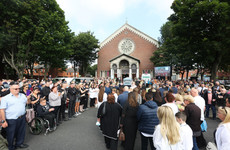 Funeral service for councillor and charity founder Anthony Flynn takes place in Dublin