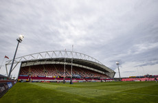 Munster's pre-season friendly with Bath cancelled due to Covid-19