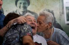 Second World War veteran reunited with Italians he saved as children