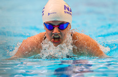 Promising start as Nicole Turner seals personal best time in 50m Freestyle final