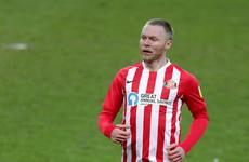 'He didn't get the credit he deserved last season' - Ireland striker praised after hat-trick