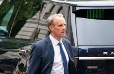 'The sea was closed': UK Foreign Secretary Raab denies paddleboarding while Kabul fell