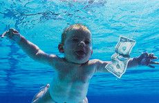 'Nevermind' album cover baby sues Nirvana for sexual exploitation