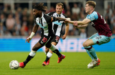 Carabao Cup: Collins makes perfect Burnley debut in shootout win, Arsenal and Southampton run riot