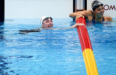 Paralympic Breakfast: Plenty of PBs as Keane and Ní Riain reach finals in the pool