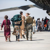 Nations warn of terror threat at Kabul airport