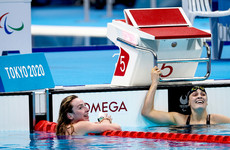 Ellen Keane storms to gold to seal Ireland's first medal of Paralympic Games