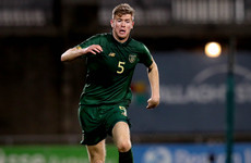 Collins earns first call-up but no place for Randolph, McCarthy or Brady in Ireland squad