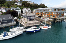 Panoramic harbour views and your own marina in Kinsale for €2.25m