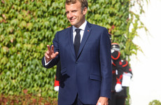 Macron says France 'not putting pressure' on Ireland over corporation tax rate