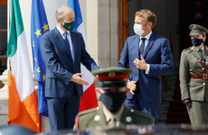 Martin and Macron address issue of justice over murder of Sophie Toscan du Plantier