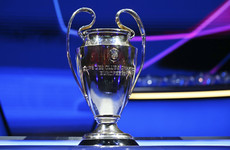 Manchester City and PSG drawn together in the Champions League