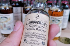 'World's most expensive' whisky miniature fetches £6,440 (€7,500) at auction