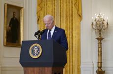Biden warns Kabul airport bombers 'we will hunt you down'