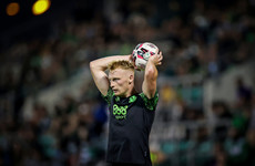 Shamrock Rovers' Scales looks set for Celtic move