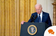 Larry Donnelly: Biden promised stability and experience, but Kabul now blights his presidency