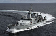 Spanish fishing vessel to be handed over to gardaí after being seized by Naval Service