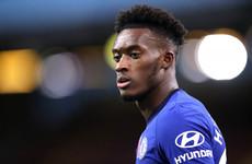 Thomas Tuchel rules out loan move for Chelsea's Callum Hudson-Odoi